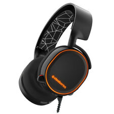 SteelSeries Arctis 5 - 7.1 Surround Gaming Headset, RGB - schwar
