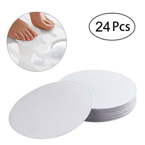 24pcs Anti Skid Non Slip Self Adhesive STRIPS Grip Sticker Treads Bath Shower US