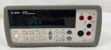 Keysight Agilent 34405a 55 Digiti Benchtop Digital Multimeter 90 Day Warranty