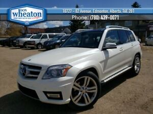 2012 Mercedes-Benz Classe GLK GLK 350 AWD Sunroof Heated Leather