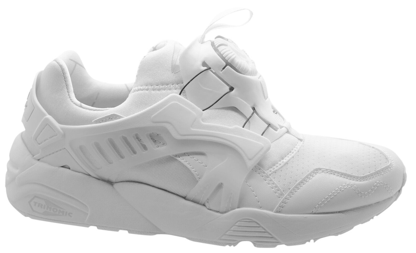 Puma Trinomic Disc Blaze Updated Core Mens Trainers Slip On Shoes 359516 03 P2
