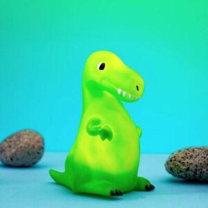 Roarsome-Dinosaure-T-Rex-Veilleuse-Doux-Chaud-Brille-Cadeau-Enfants