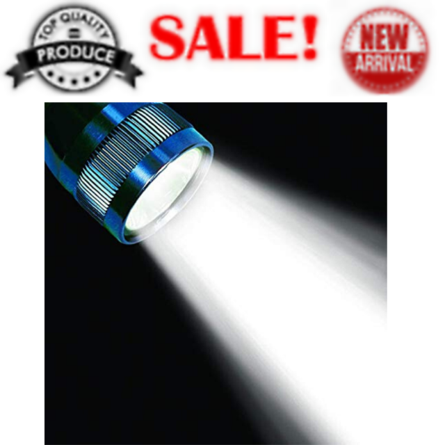Maglight 300L LED Bulb Upgrade Conversion 3 4 5 6 Cell C//D Replacement NEW!