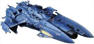 Megahouse-Cosmo-Fleet-Space-Battleship-2199-Deusura-II-mondo-dipinto-GIAPPONE-F-S