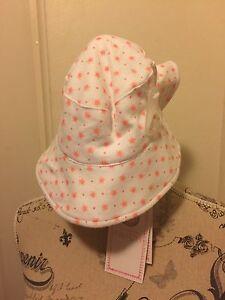 BNWT-GORGEOUS-PUMPKIN-PATCH-DESIGNER-BABY-REVERSIBLE-HAT-CAP