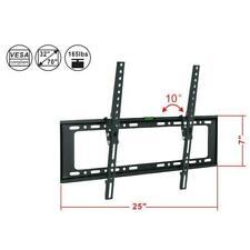 2x TV Wall Mount VESA 400x400 Bracket 13 32 47 50 Inch for Samsung Sony LG LCD