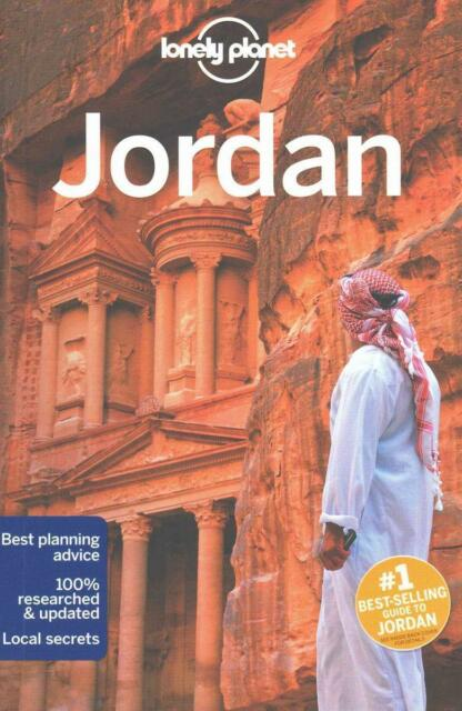 Lonely Planet Jordan Country Guide von Jenny Walker und Paul Clammer (2015,...