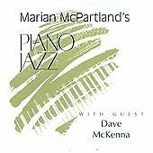 Marian Mcpartland Mckenna, : Piano Jazz CD Highly Rated eBay Seller Great Prices