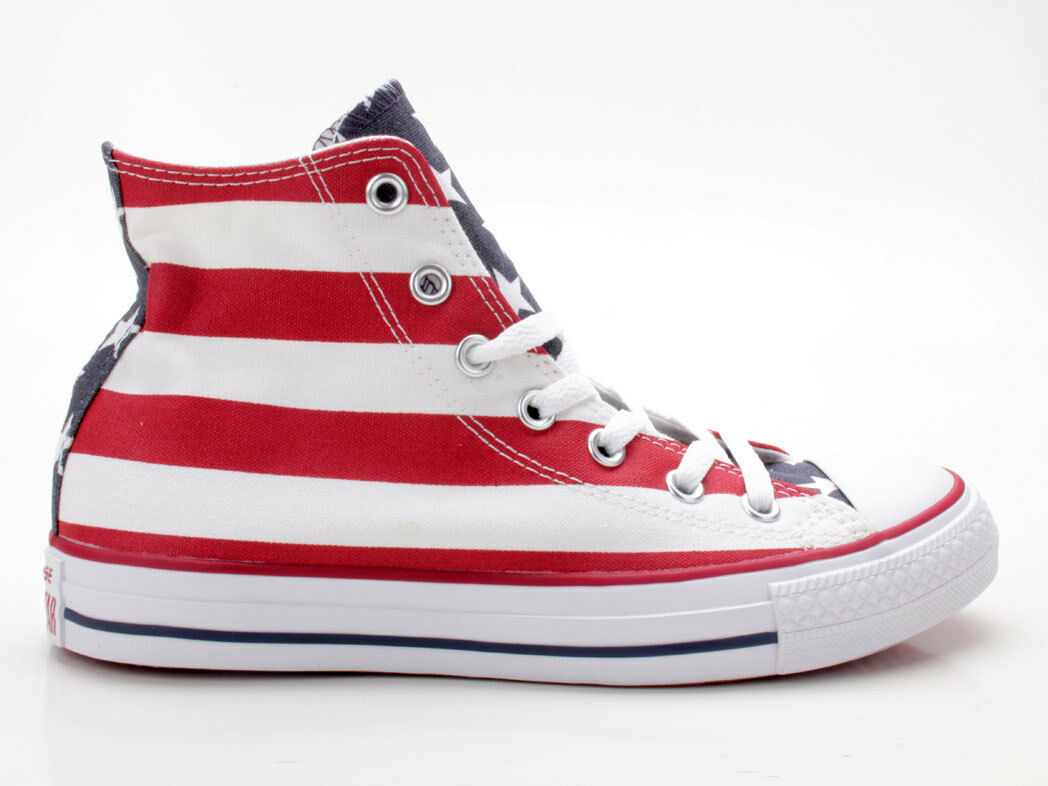 Converse All Star Stars & Bars M8437C red-blue-white