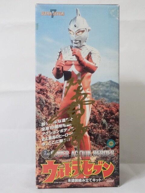 Ultra Seven Figure Dan Moroboshi Signature MARMIT Super Super Super Action Heroes Ultraman dc9c5e