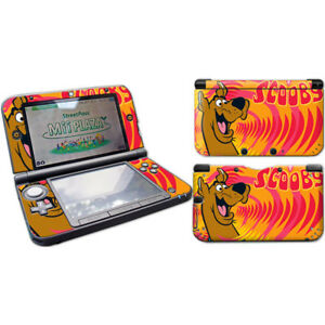 ... SCOOBY DOO SKIN DECAL STICKER AUTOCOLLANT For NINTENDO