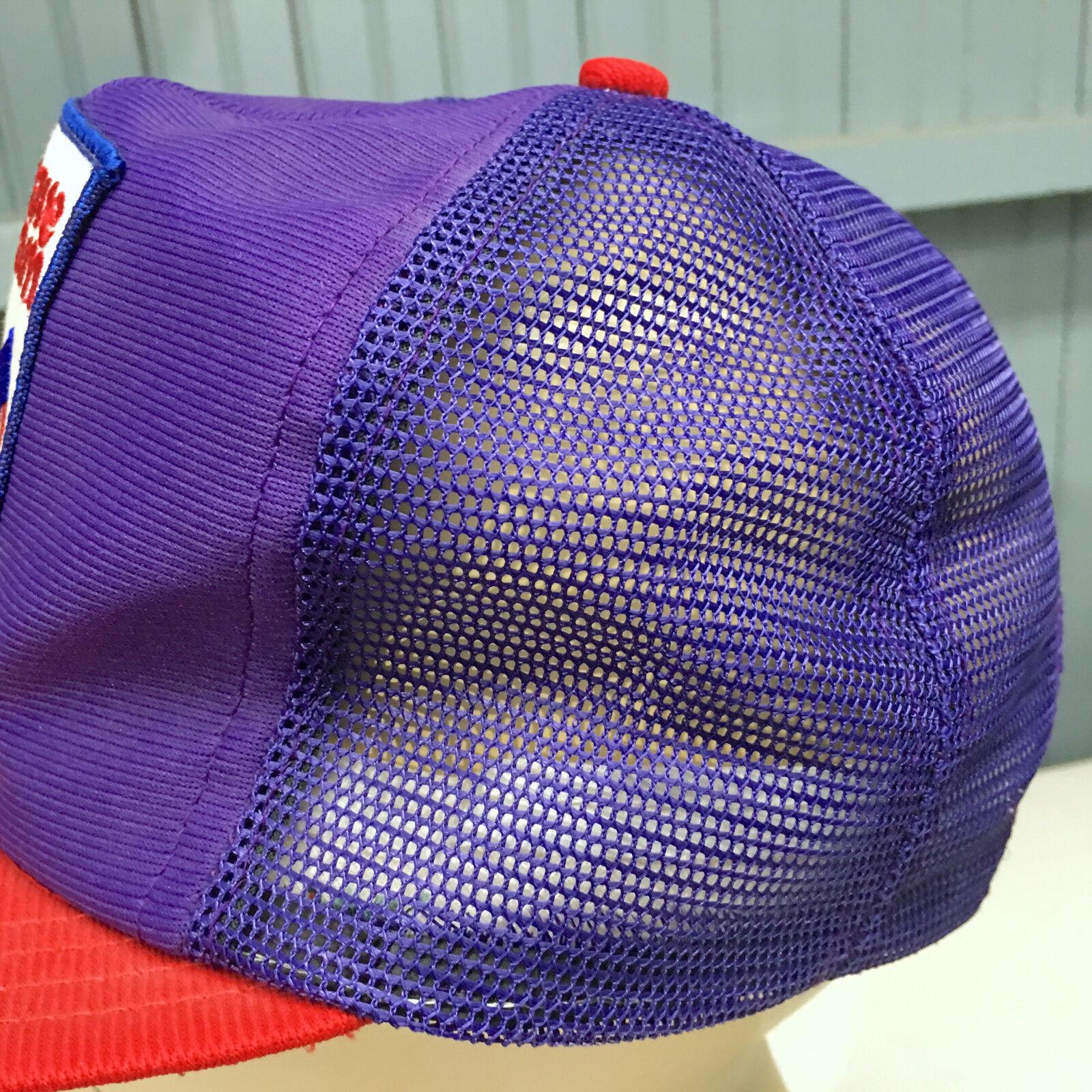 I I I Have a Dream Scouting Retreat Big Patch Snapback Baseball Hat Mesh Trucker USA 42d053