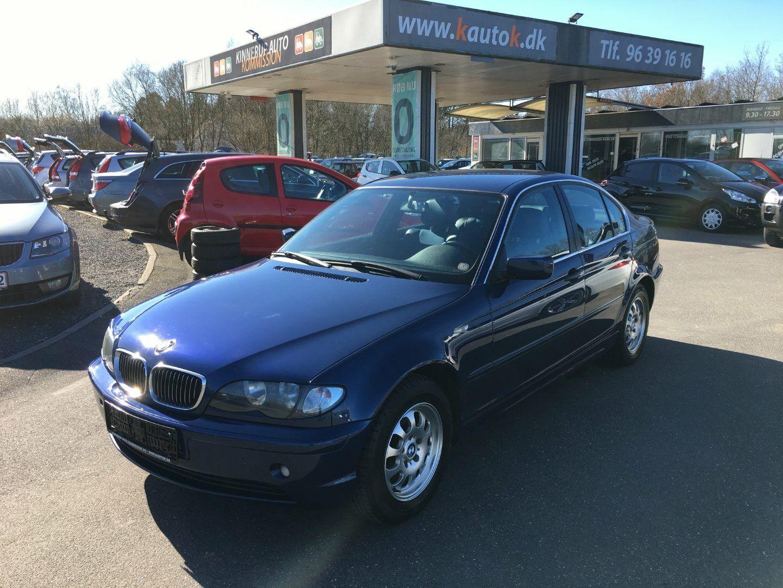 BMW 318i 2,0 Lifestyle 4d