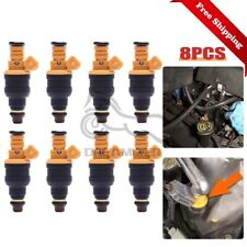 1 Set Flow Matched Bosch 0280150943 Fuel Injectors For Ford 46 50 54 58