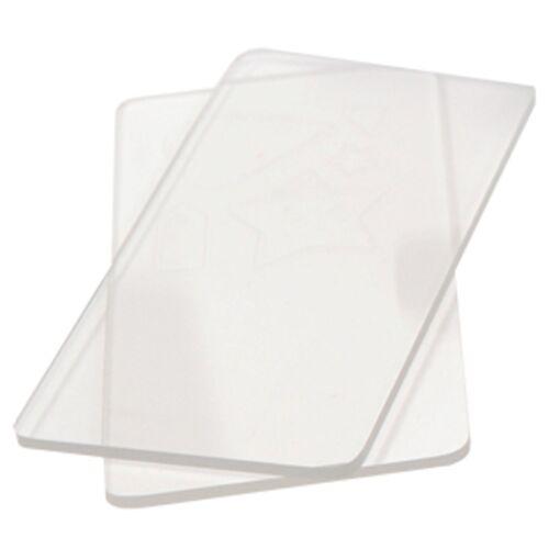 Sizzix Big Shot Plus Standard Cutting Pads Item 660581 Pair