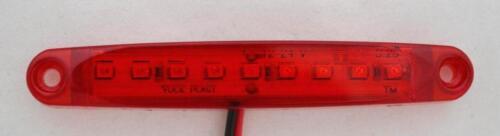 10x 9 LED 12V rot Seite Heck Begrenzungsleuchten Wohnmobil LKW SUV Pickup Auto