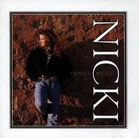 Nicki Immer mehr (1990) [CD]