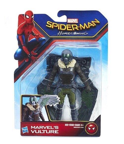Nuevo Marvel Spider-en Casero traje de regreso a casa 12 Man Cms Figura De Acción Hasbro
