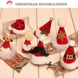 Christmas-Xmas-Headband-Hat-Costume-Hair-Clip-Santa-Cluas-Hat-Women-Girls-Gift