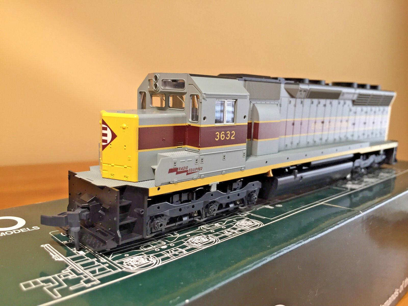 Kato 37-1705 - H0 Erie Lackawanna EMD SD 45 Diesel locomotive