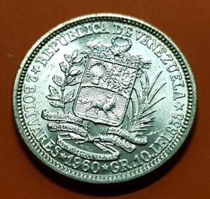 Venezuela Coin Set 0.01 to 1 Bolivar 2007 7 coins KM New UNC Uncirculated