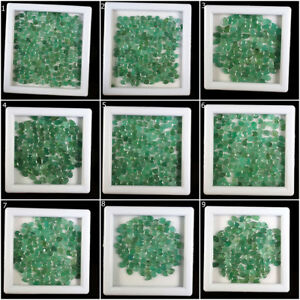 Natural-Zambian-Emerald-Loose-Gemstones-Wholesale-Lots-Beautiful-Green-Gems