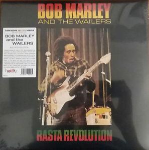 Bob-Marley-And-The-Wailers-Rasta-Revolution-Vinyl-LP-Radiation-2016NEW-SEALED