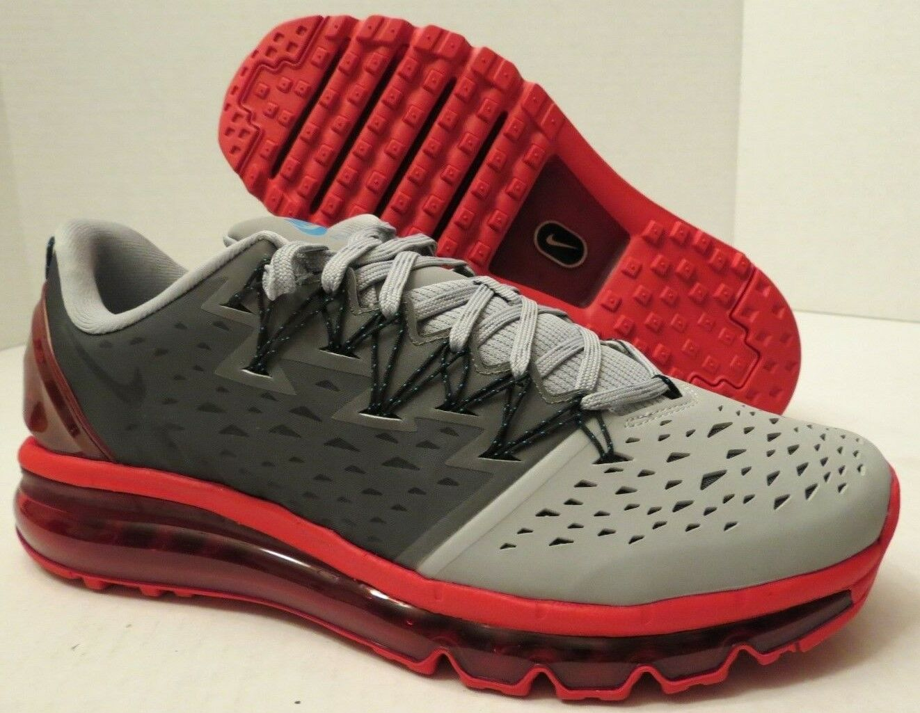 Nike Air (hombres Max pacfly 707319 002 (hombres Air lobo Gris-red 8,5) 7cb196