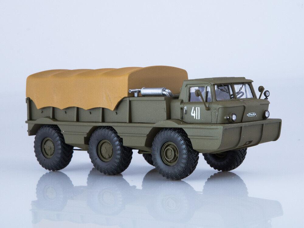 ZIL 132 P SSM Modelpro 0044MP 1 43