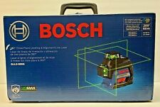 New Bosch 200 360 3 Plane Leveling Amp Alignment Line Laser Gll3 300g Free Ship