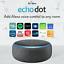 miniatura 1 - Amazon ECHO DOT 3rd Gen GGMM D3 batteria di base per altoparlante intelligente con ricarica Alexa