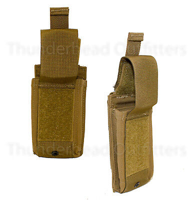 NEW USMC MARINE MARSOC FORCE RECON SPEED RELOAD MAG POUCH COYOTE BROWN SF SOF