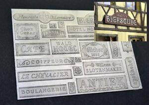 DioDump-DD119-Vintage-3D-facade-signs-1-35-scale-diorama-building-accessories