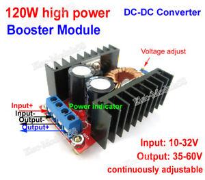 DC-DC Auto Buck Boost Voltage Converter Step Down// Step Up Voltage Regulator TP