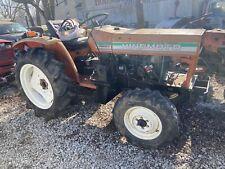 All Or Parts Hinomoto E2304 4 Wheel Drive Tractor