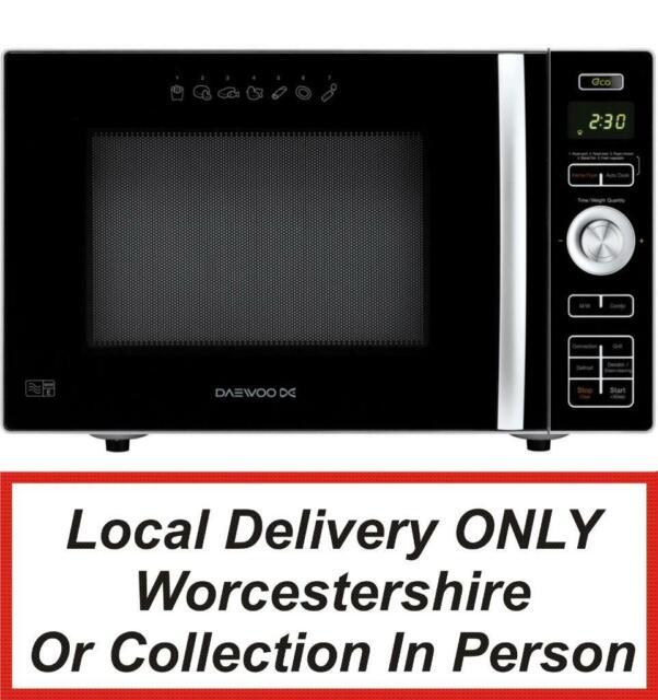 Daewoo KOC8HAFR 24L Microwave Oven for