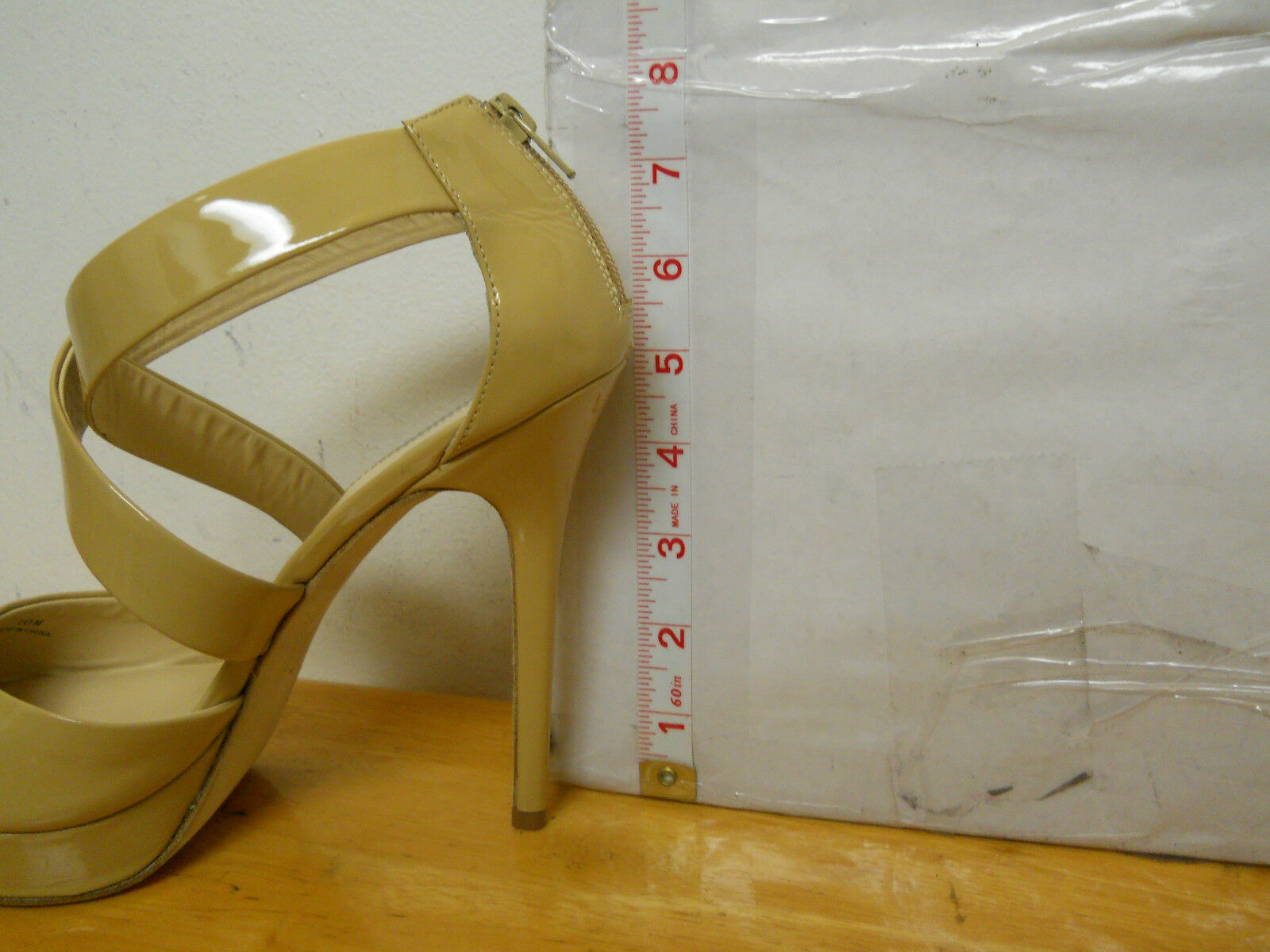 Charles David New Damenschuhe Beige Schuhes Stiletto Heels 10 M Schuhes Beige NWOB 6c6961