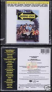 QUEENS-LOGIC-BOF-OST-Cheap-Trick-Gaye-CD-1991-NEW