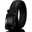 New-Luxury-Men-Genuine-Leather-Alloy-Automatic-Buckle-Waistband-Belt-Waist-Strap thumbnail 13