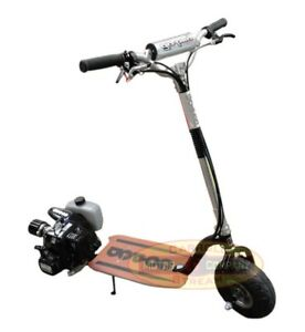 Original Usa California Go Ped Gsr46r Gas Scooter New Fast Shipping