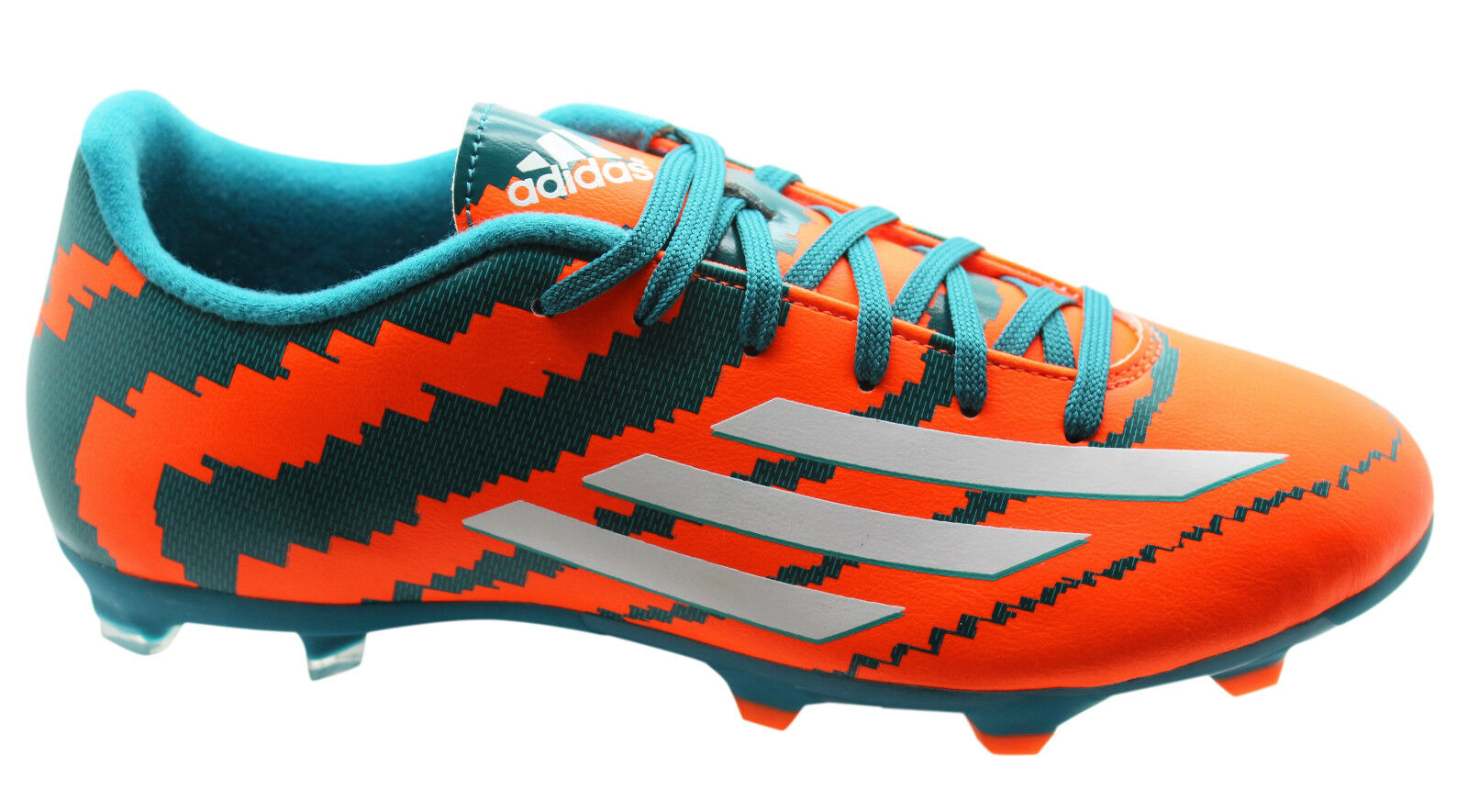 check out 62617 1d80c Adidas Sports Messi 10.3 FG Firm Ground Mens Football Boots Soccer