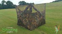 Css 3 Sided Shooting Pop Up Blind,camouflage, Hunting Hide, Pigeon Crow Decoying