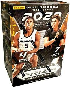 2020/21 Panini NBA Prizm Draft Picks Basketball Blaster Box. Factory Sealed!!!