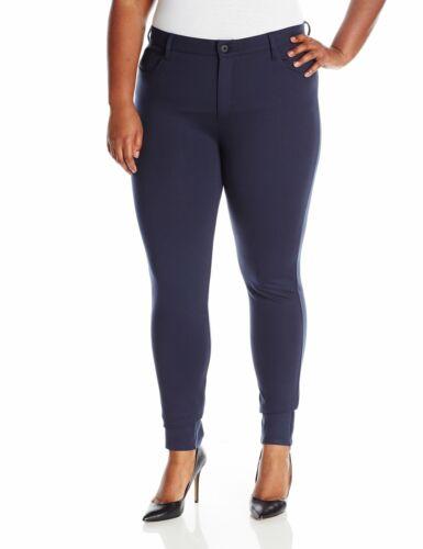 Yummie by Heather Thomson Pants Womens Blue Size 1XL Plus Tyler Stretch $88 215