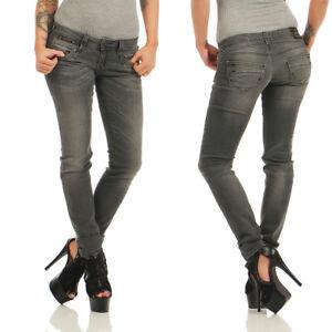 Dark Db922 Piper Femmes Pantalon Noir Jeans Gorgeous Nouveau Slim Denim Ash cY0qpWwR