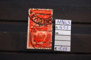 FRANCOBOLLI-ITALIA-REGNO-USATI-N-453-A18643