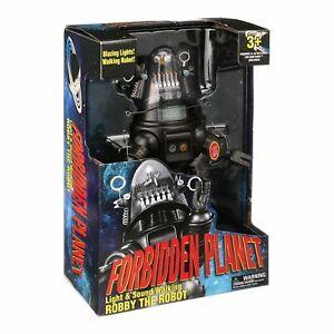 Forbidden Planet Robby The Robot Figure Walmart Exclusive Light & Walking Sound