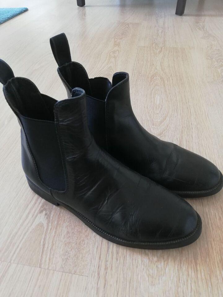 Ridestøvler, Korte støvler, str. 42