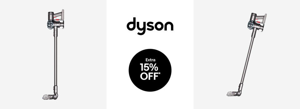 Shop Now - Dyson V6 Animal Extra now Only $349