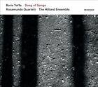 Boris Yoffe: Song of Songs (CD, Oct-2011, ECM)